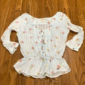 Women's Hollister blouse